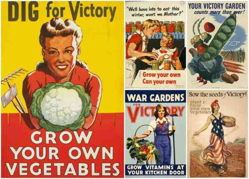 Victory Gardens Pamphlets