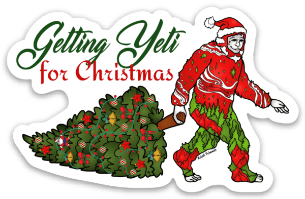 Getting Yeti for Christmas