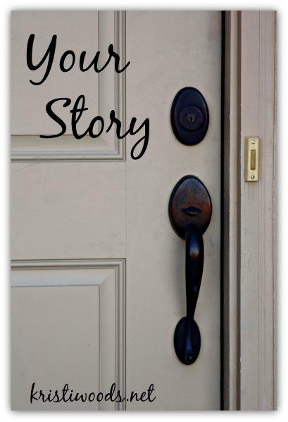 Your story original