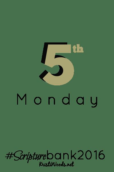 5th Monday
