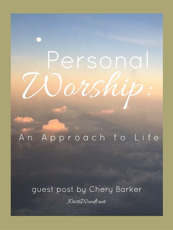 Personal Worship