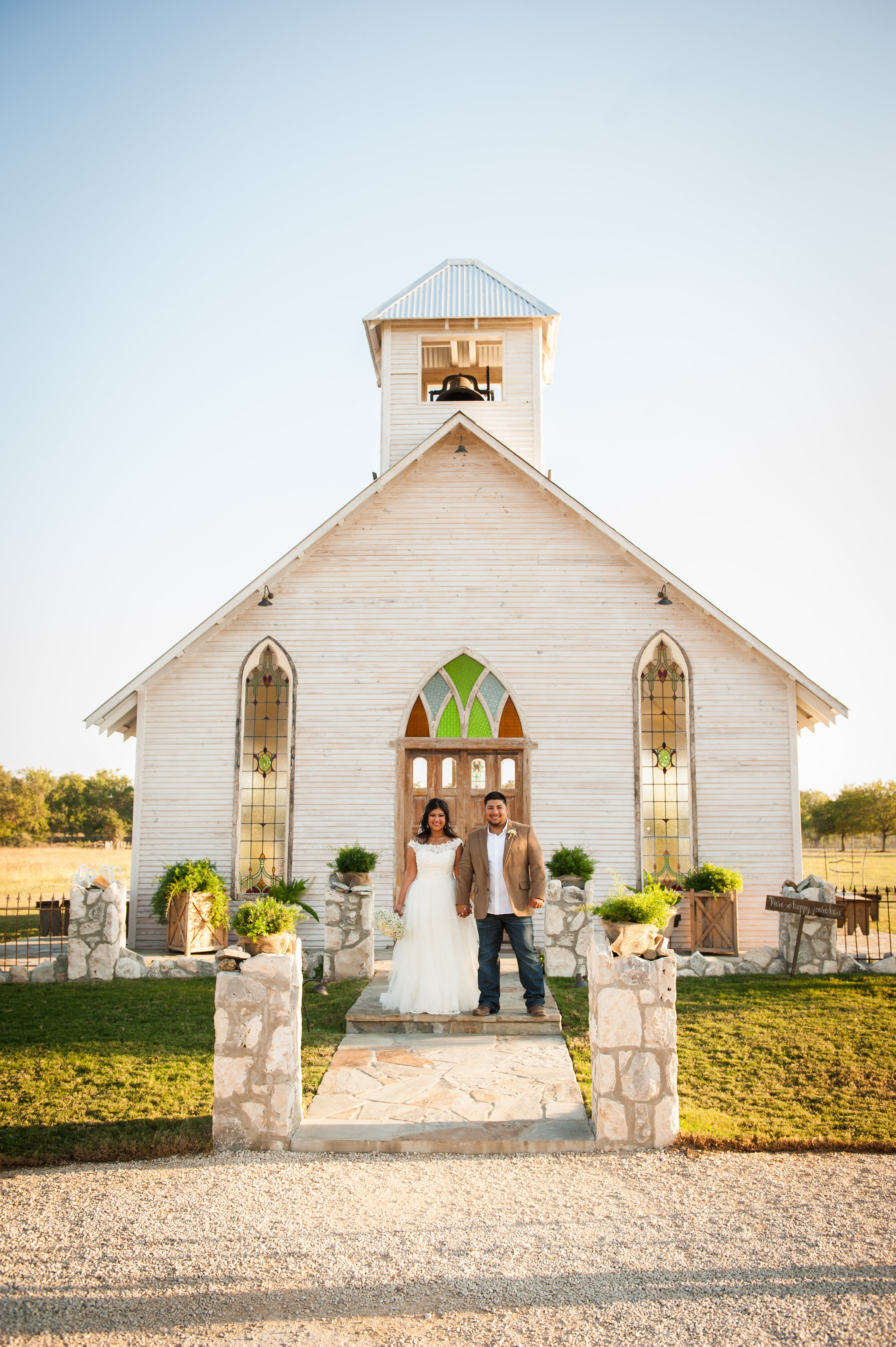 Our Country Wedding – New Braunfels, TX
