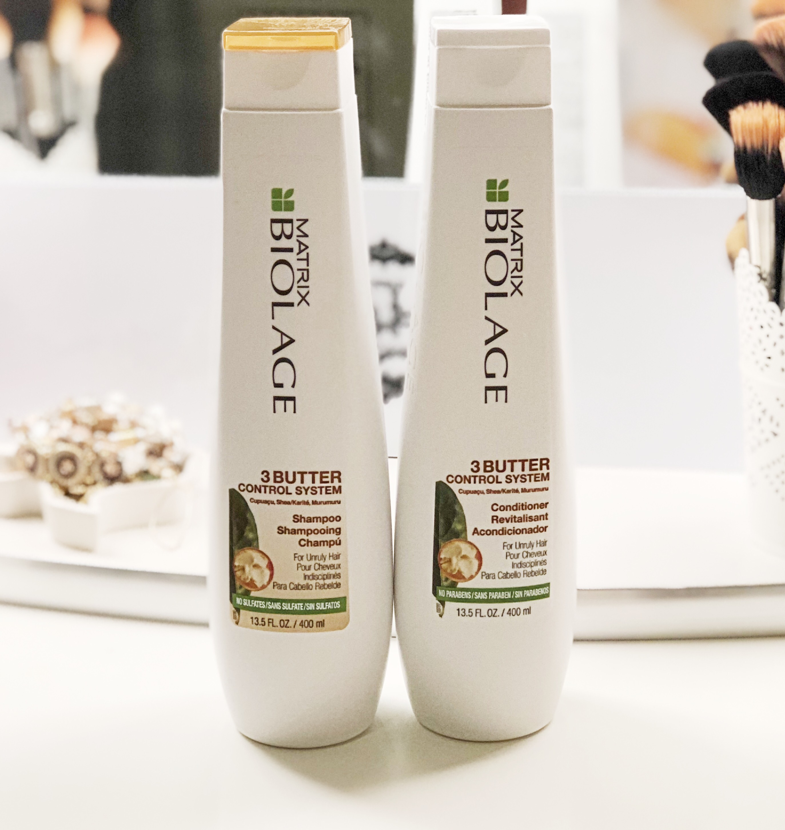 Biolage 3 Butter Control System – Review