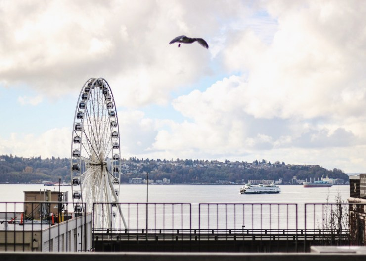 Date Your Spouse / Seattle Stay-cation