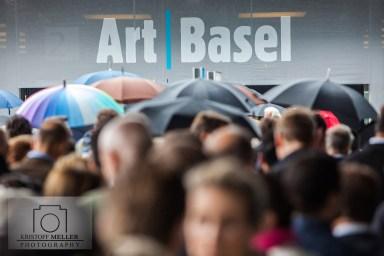 Kunstmesse ART Basel 2016