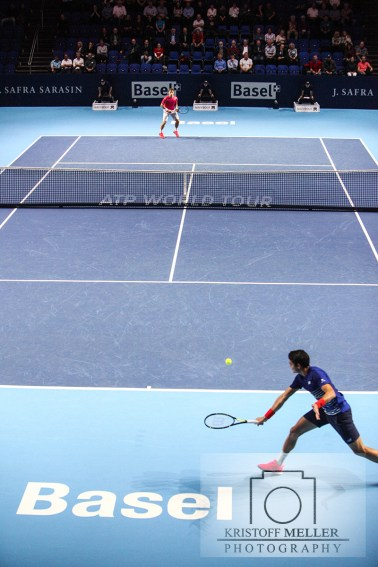 Tennis - Swiss Indoors Basel 2016