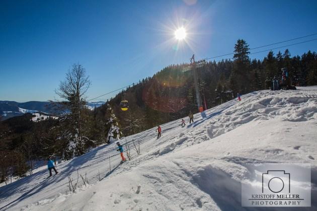 Winter 2017 - Belchen / Schwarzwald