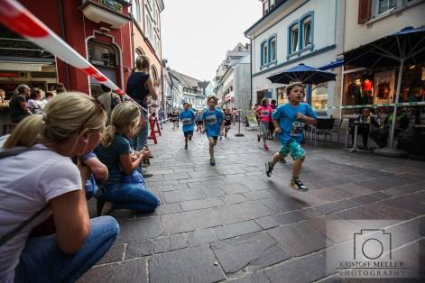 Impressionen des 26. Lörracher Stadtlaufs