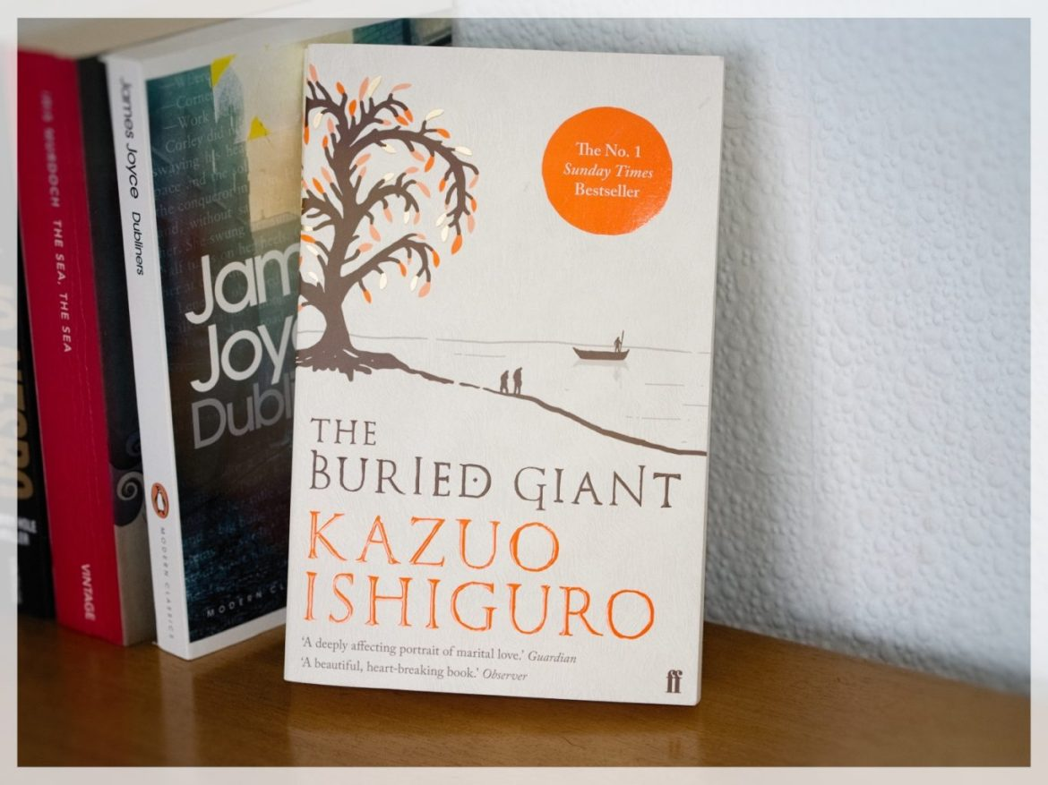 Kristopher Cook - Eclectic Book Blog - The Buried Giant by Kazuo Ishiguro