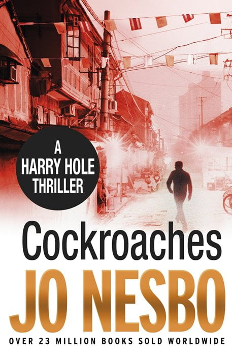 Cockroaches by Jo Nesbø Book Cover