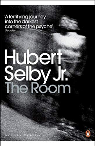 The Room by Hubert Selby Jr Book Cover