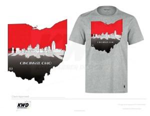 Cincy Ohio Tshirt