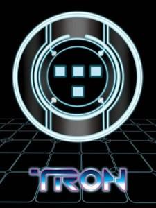 Tron Fan Art Poster