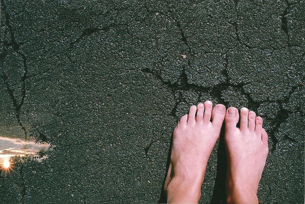 Feet - mindful moving by Kristin Arbon