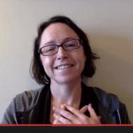 Kristy Arbon 5-Minute Meditation Video