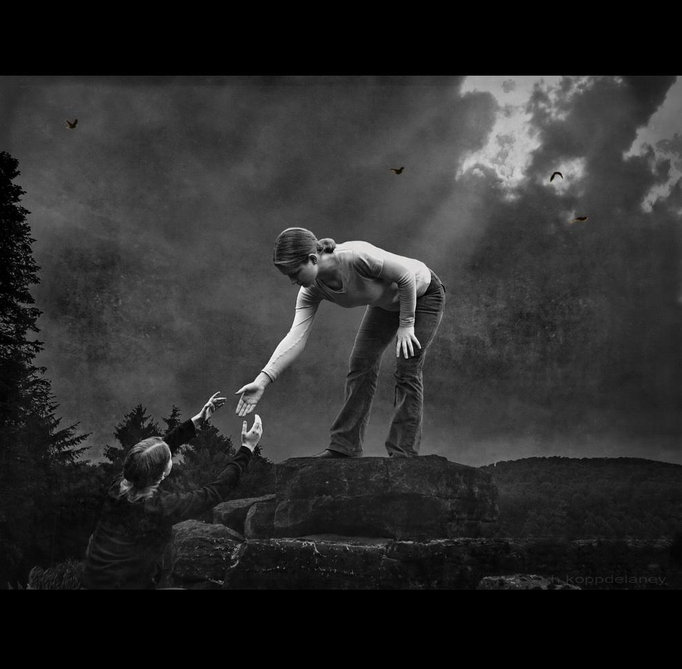 "CC image ""I Give Me a Hand"" courtesy Hartwig HKD"