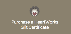Purchase a HeartWorks Gift Certificate