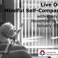 Live Online Mindful Self-Compassion