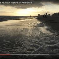 Orange Beach Sunset (1 minute)