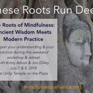 Kansas City, The Roots of Mindfulness: Ancient Wisdom Meets Modern Practice