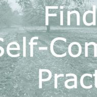 Finding Your Self-Compassion Practice Path