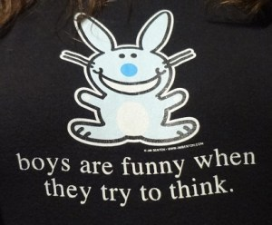 Boys are funny shirt