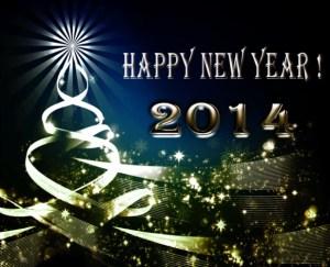 Kristy K. James - Happy New Year 2014