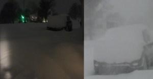 Kristy K. James - day & night snowvan 1-5-14