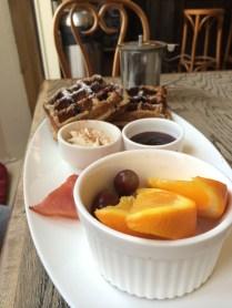 Breakfast at Sweet Revenge