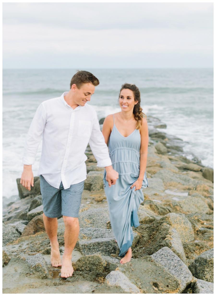 Pawleys Island South Carolina Engagement Session Kristy Roderick Photography