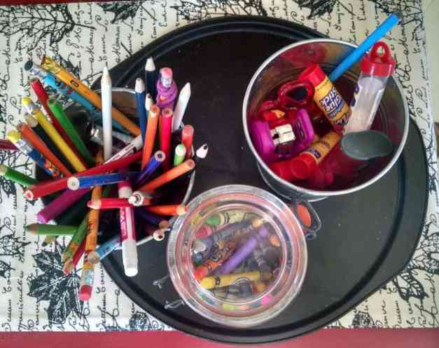 Practical Art Ideas and Resources for Homeschoolers | Kristy's Cottage blog