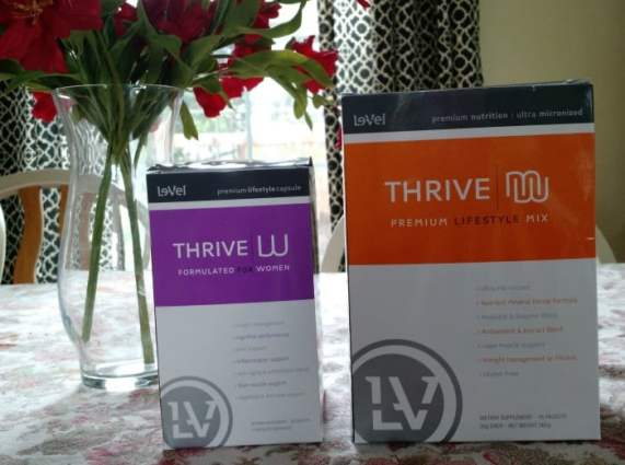 Thrive has been a game-changer for my health as a mom!