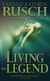"Free Fiction Monday: ""Living the Legend"""