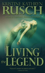 Living the Legend ebook cover web