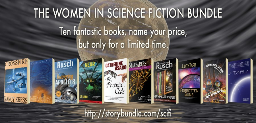 Women in Science Fiction Bundle