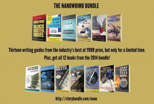 Bundles, Boxed Sets, Short Stories, Nonfiction, Novels, Pen Names—Whew, What A Day For News!