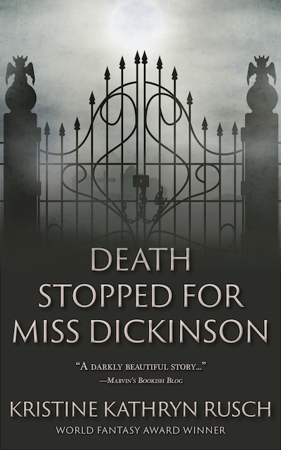 Free Fiction Monday: Death Stopped for Miss Dickinson