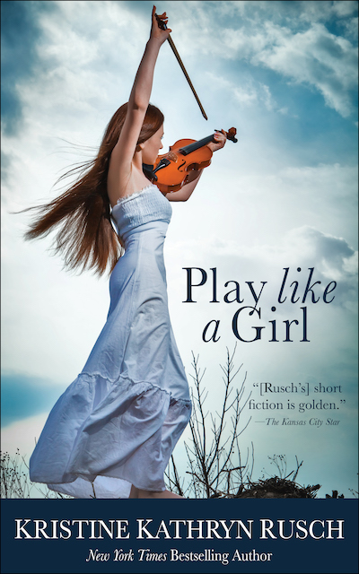 Free Fiction Monday: Play Like a Girl
