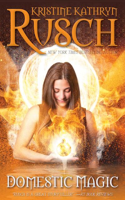 Free Fiction Monday: Domestic Magic