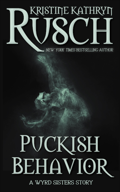 Free Fiction Monday: Puckish Behavior