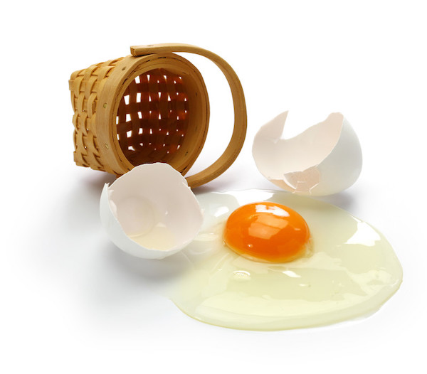 Business Musings: Putting All Your Eggs in One Basket: Amazon Edition