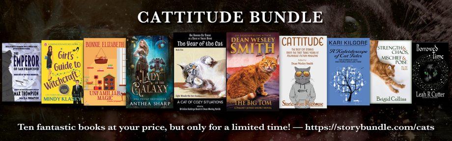 Cattitude Storybundle
