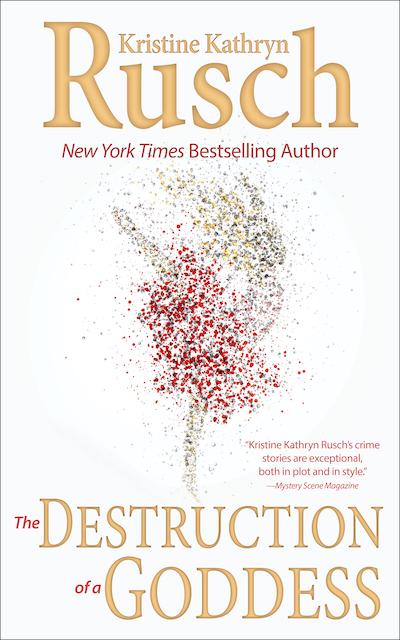 Free Fiction Monday: The Destruction of a Goddess