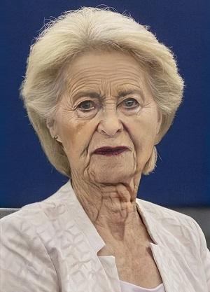 Ursula-von-der-Leyen-Kommissionspraesidentin-EU-Europaeische-Kommission-Kritisches-Netzwerk-European-Commission-Berlaymont-President-Praesidentin-Leitlinien