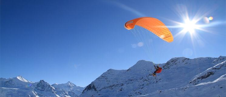 Paragliding Križevci