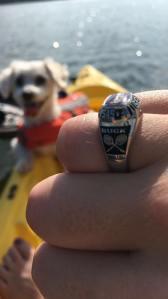 Krizia Senior Ring