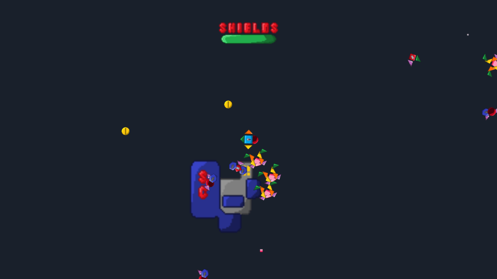 Shift Commander - screen from the game