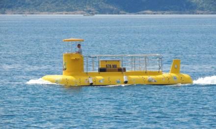 A sárga tengeralattjáró nyomában