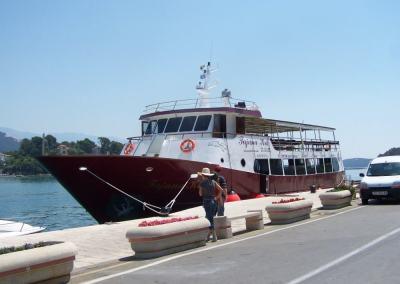 Hajókirándulás Rab és Pag szigetre