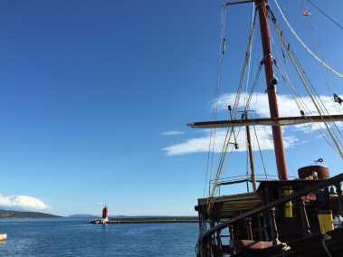 Szeptember a kalózhajón